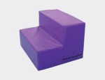 Slater Gartrell Sports foam purple steps